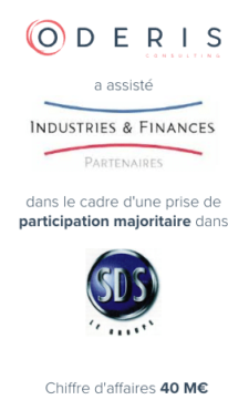 Industries & Finances – SDS