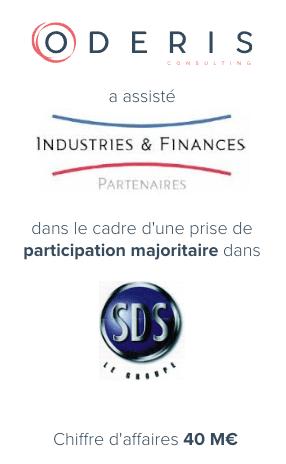 Industries & Finances – SDS