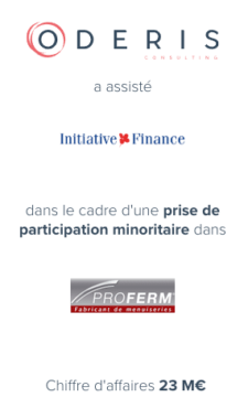 Initiative & Finance – Proferm