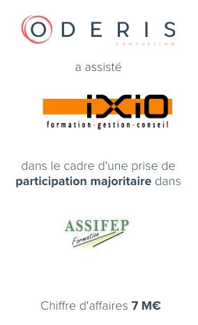 Ixio – Assifep