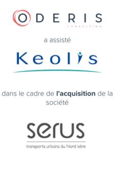 Keolis – Serus