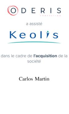 Keolis – Carlos Martin