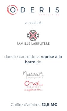 Groupe Labruyère – Orvema