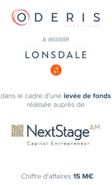 Lonsdale – NexStage