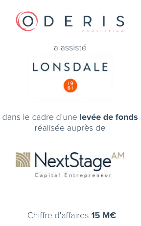 Lonsdale – NexStage