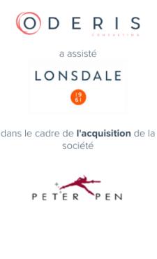Lonsdale – Peter Pen