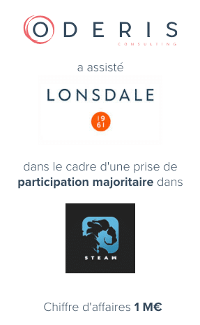 Lonsdale – Steaw