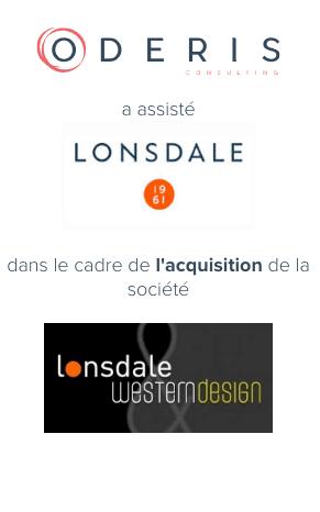 Lonsdale – Western Design