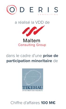 Maltem Consulting Group – Tikehau Capital