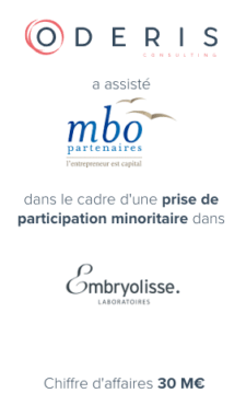 MBO Partenaires – Embryolisse