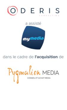 My Média – Pygmalion Média