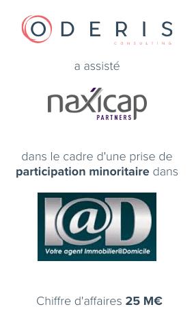 Naxicap – IAD