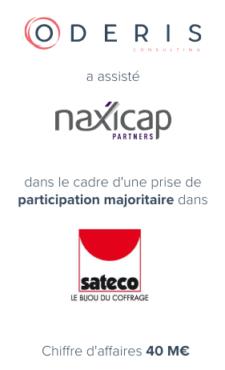 Naxicap – Sateco