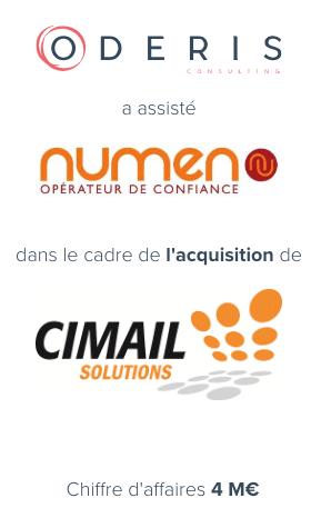 Numen – Cimail