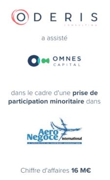 Omnes Capital – Aero Negoce