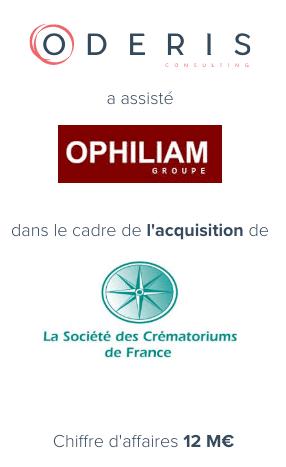 Ophiliam – Société des crématoriums de France (SCF)