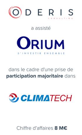 Orium – Climatech