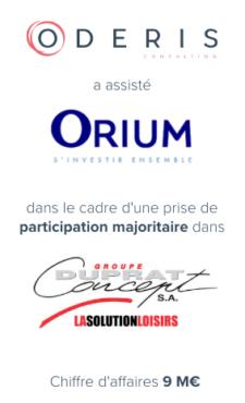 Orium – Duprat