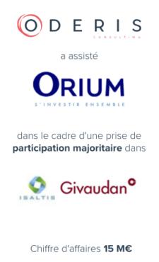 Orium – Givaudan Lavirotte