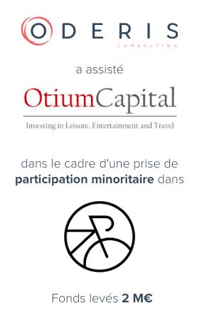 Otium Capital – Let's Ride