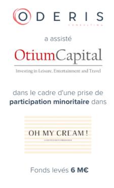Otium Capital – Oh My Cream !