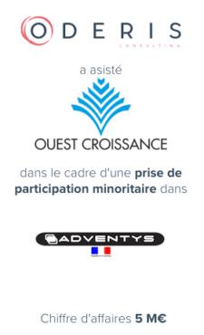 Ouest Croissance – Adventys