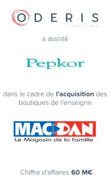 Pepkor – Macdan