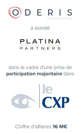 Platina – CXP