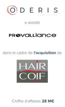 Provalliance – Haircoif