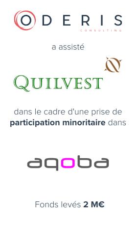 Quilvest – Aqoba