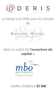 Raphael Michel – MBO Partenaires