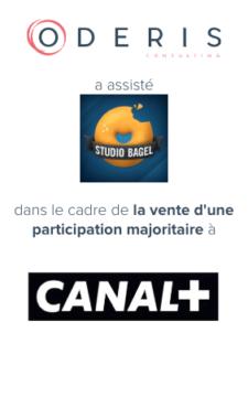 Studio Bagel – Canal +