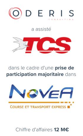 Groupe Sterne – Novea Courses et Transport Express