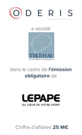 Tikehau IM – Lepape