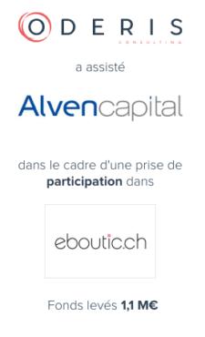 Alven Capital – Eboutic.ch