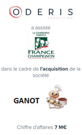 France Champignon – Ganot