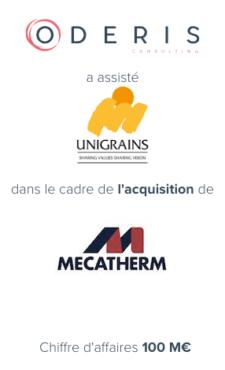 Unigrains – Mecatherm