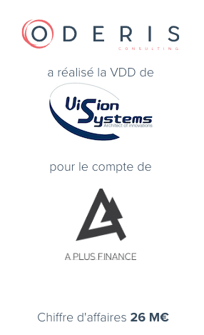 Vision Systems – A Plus Finance