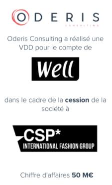 Well – CSP