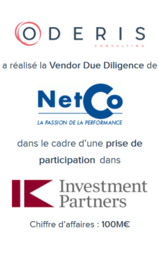 Netco – IK Investment Partners
