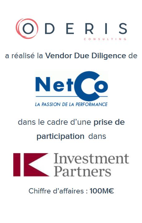 Netco – IK Investment Partners