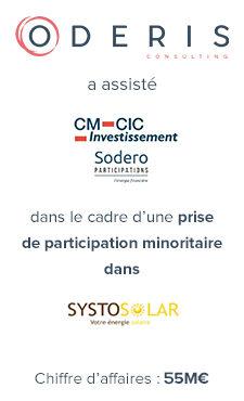 CM CIC INVEST – SODERO GESTION
